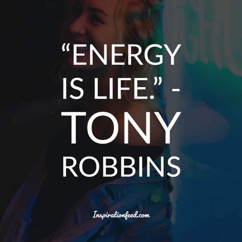 40 Inspirational Tony Robbins Quotes About Success And Life
