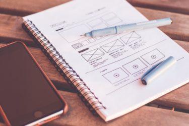 User Design Interface Sketch
