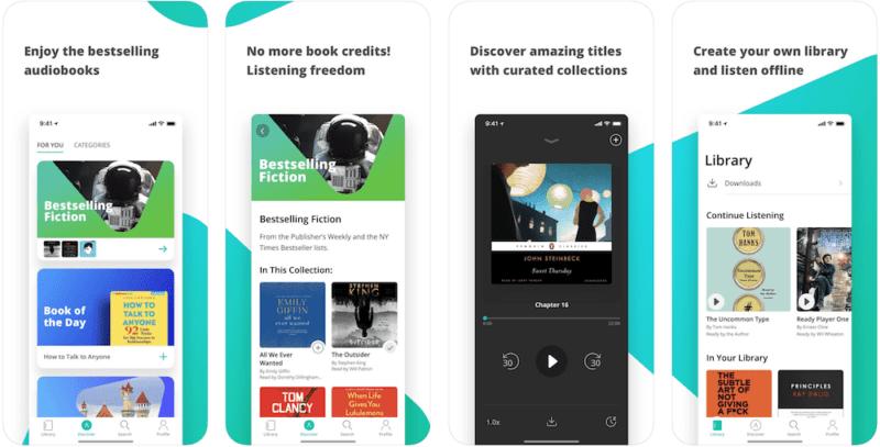 hibooks iphone app