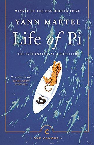 Life of Pi. Yann Martel.