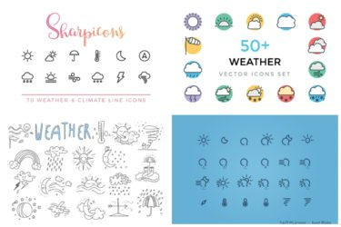 Premium Weather Icons
