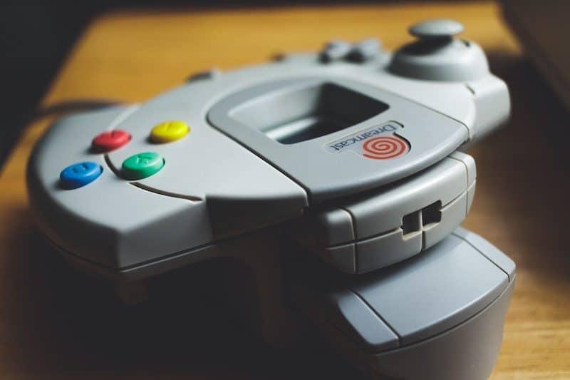 Retro Sega Controller