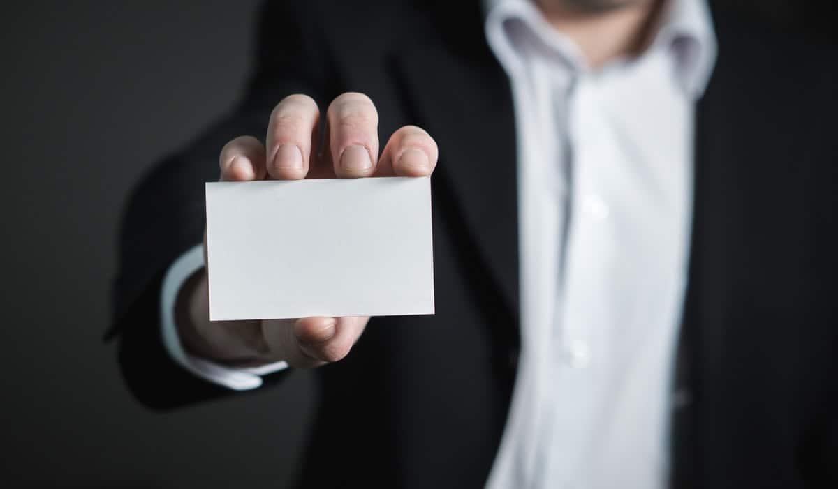 Unique Business Card Templates