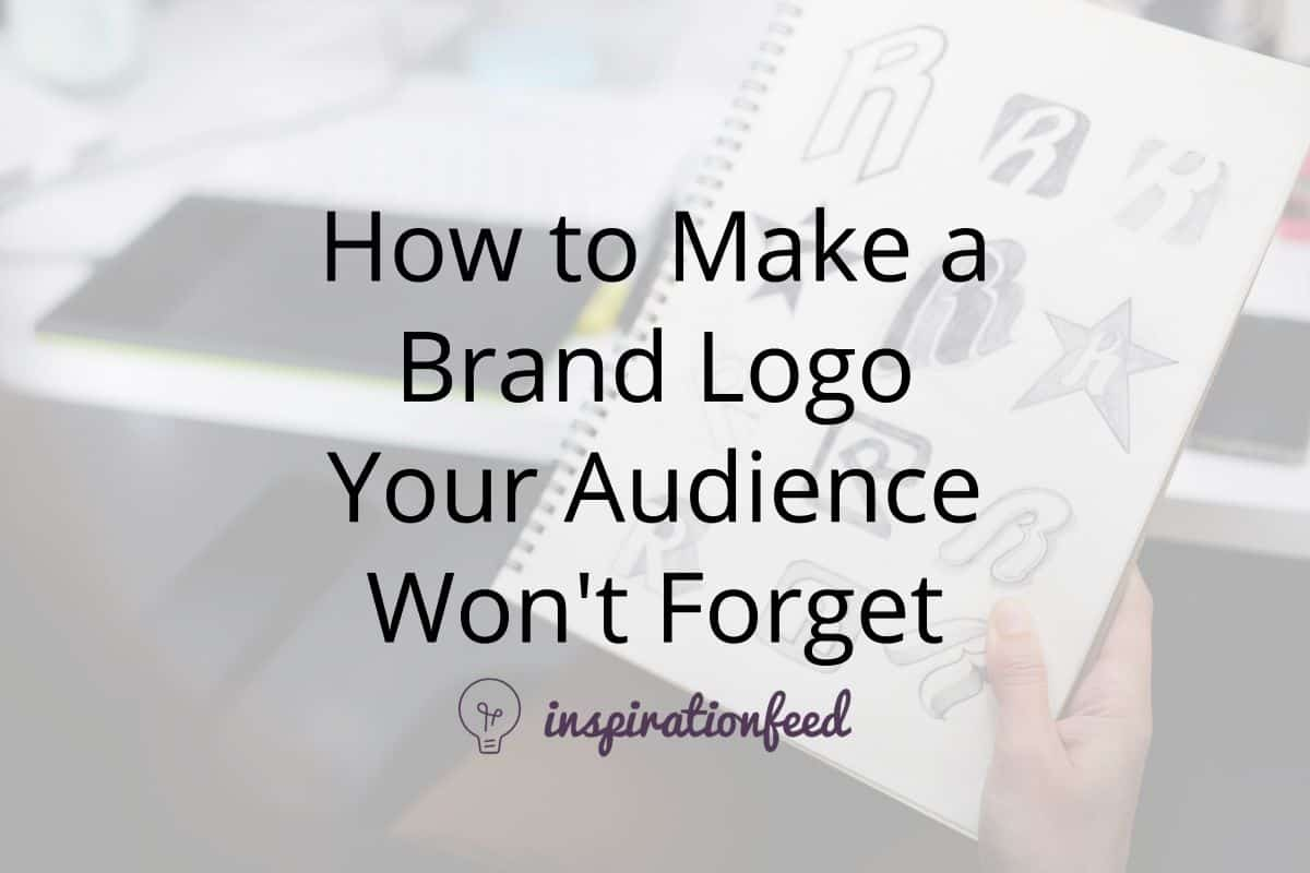 how to make your brand logo inline