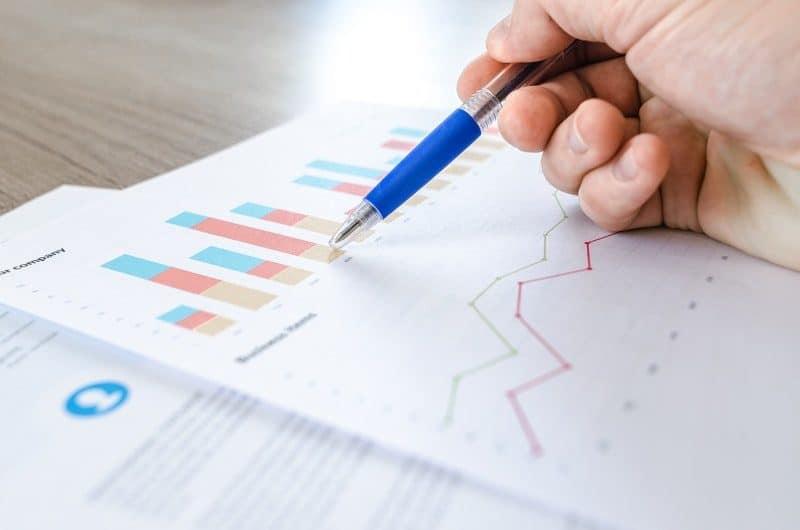 restaurant data chart