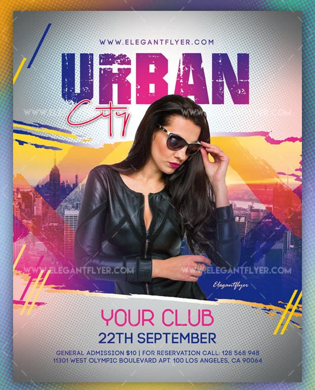 45 Stunning Free Party Club Flyer Templates Psd To Attract