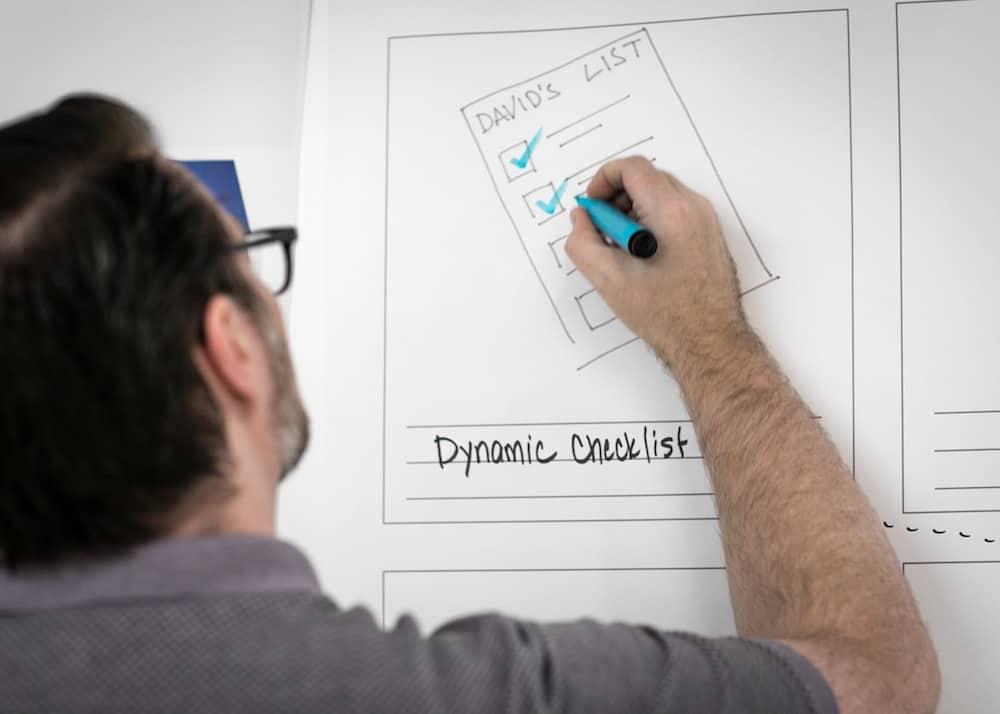 Dynamic Checklist