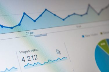 Google Analytics Screen