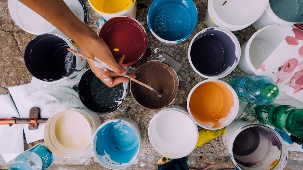 Painting your new home