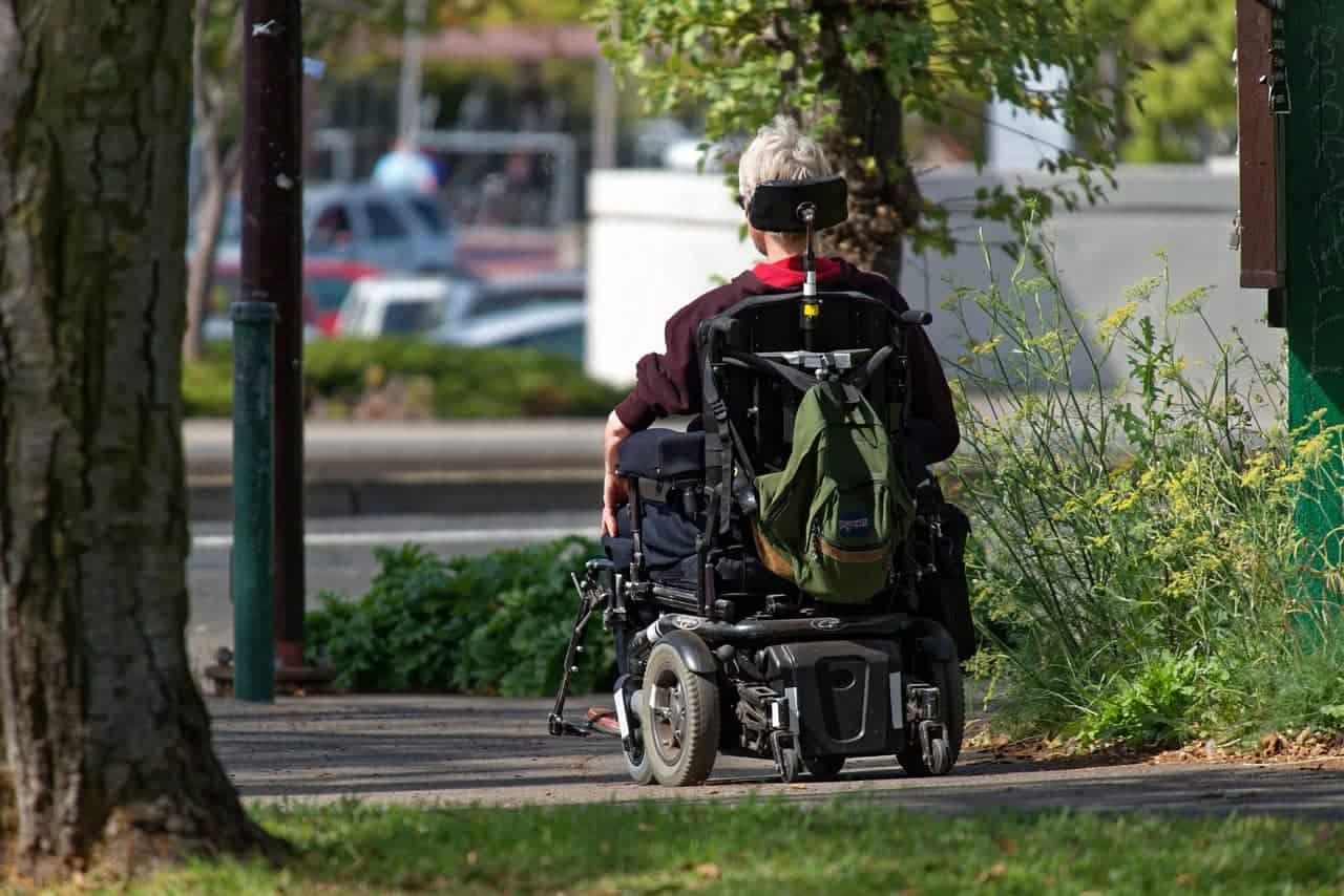 motorized-wheelchair