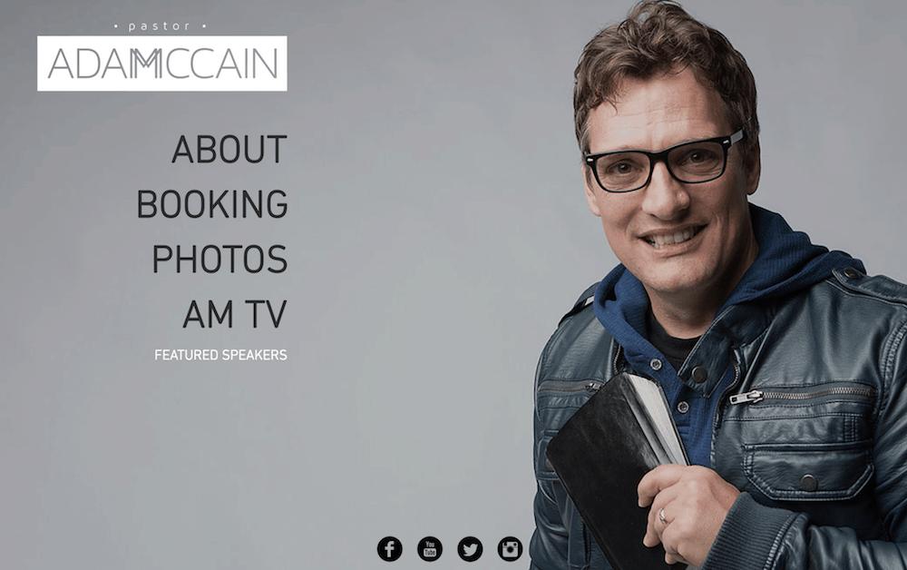 Adam Mccain