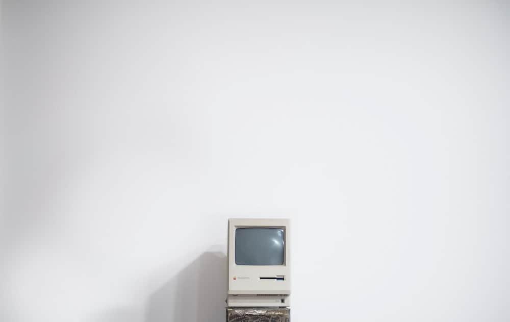 Vintage iMac