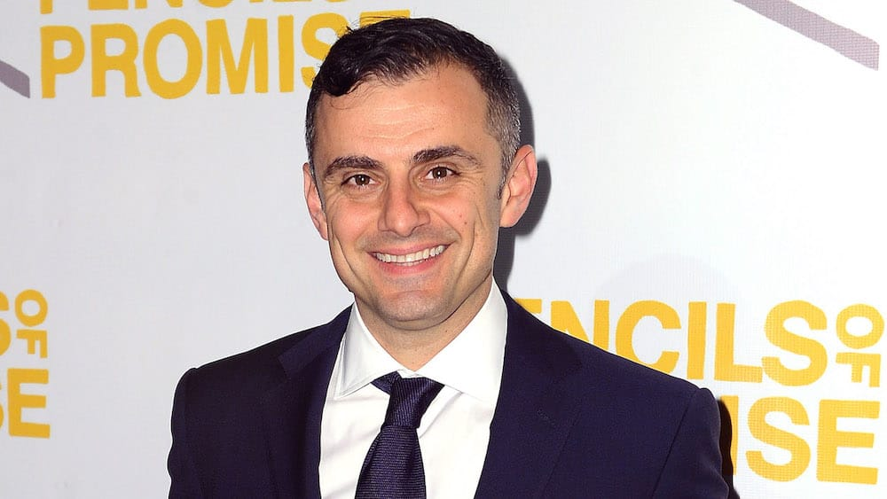 NEW YORK, NY - OCTOBER 22: Board of Directors for Pencils of Promise Gary Vaynerchuk attends the Fourth Annual Pencils Of Promise Gala Honoring Sophia Bush, Brad Haugen And Gary Vaynerchuk at Cipriani Wall Street on October 22, 2014 in New York City. (Photo by Stephen Lovekin/Getty Images for Pencils Of Promise)