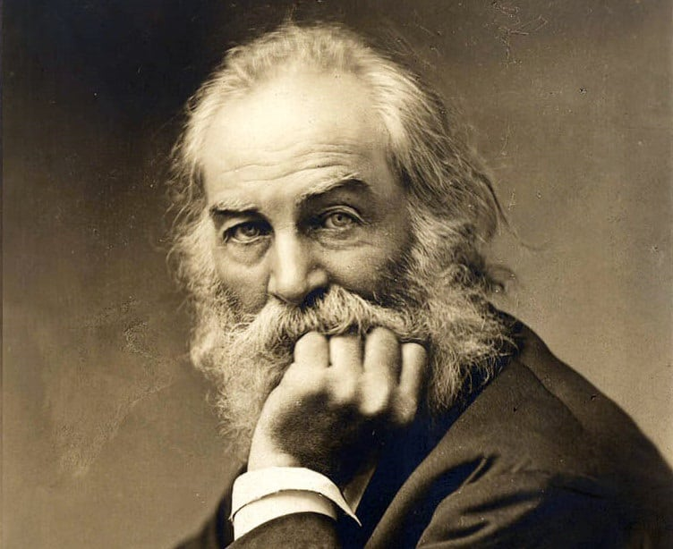 Walt Whitman Quotes