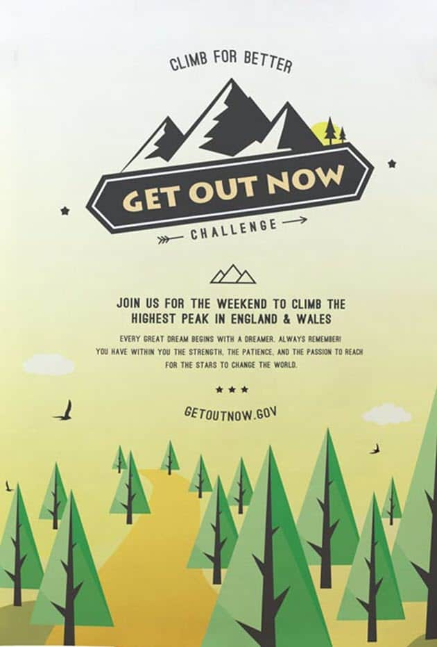 Outdoor Event Free Poster Template
