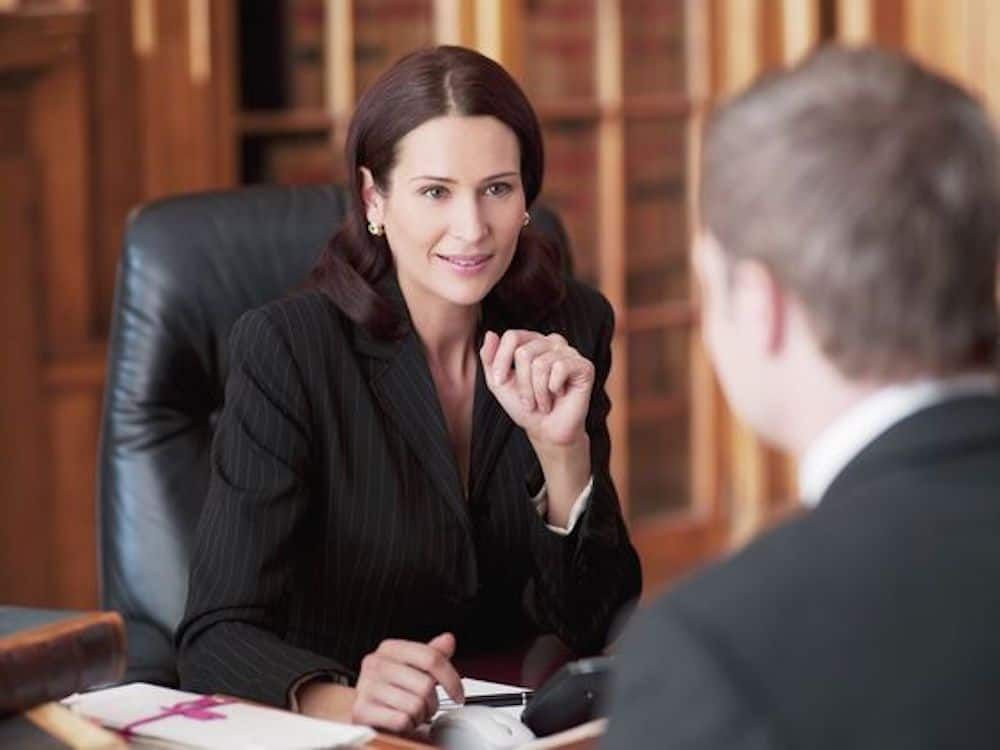 meeting a lawyer