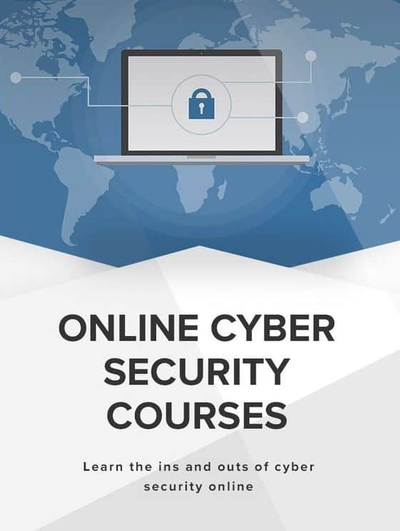 online cyber security classes
