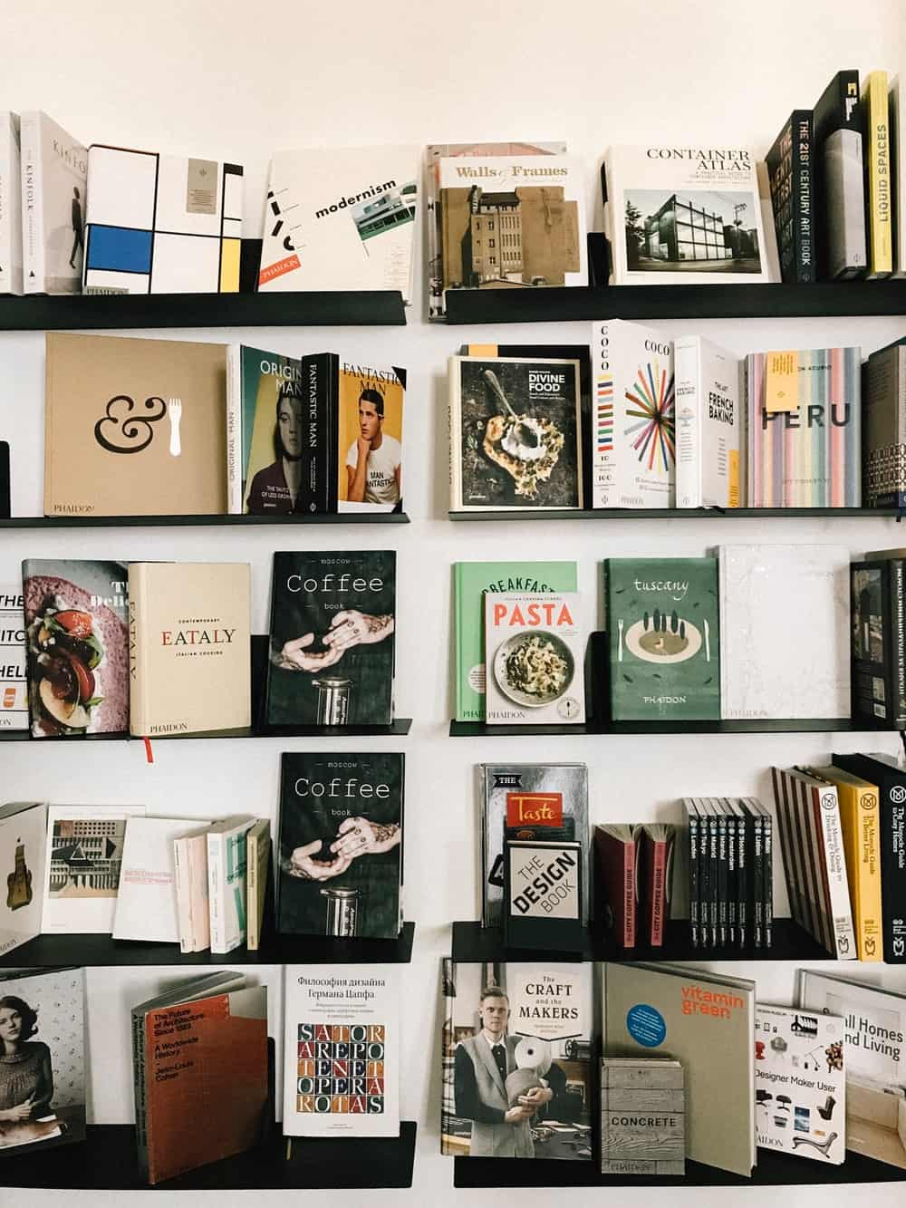 Rad Book Case