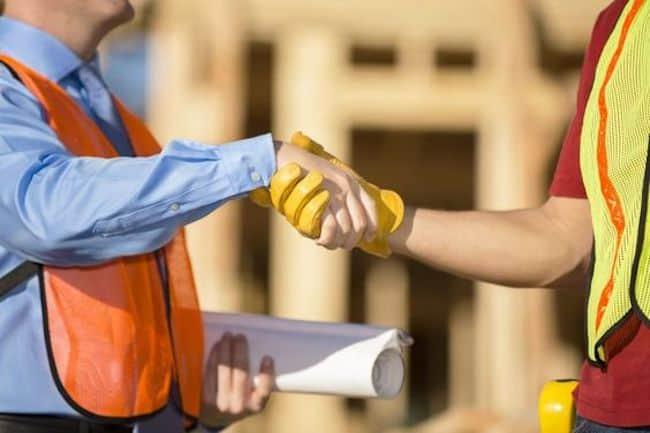 Meet the contractor