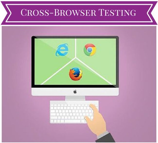 browser testing strategy