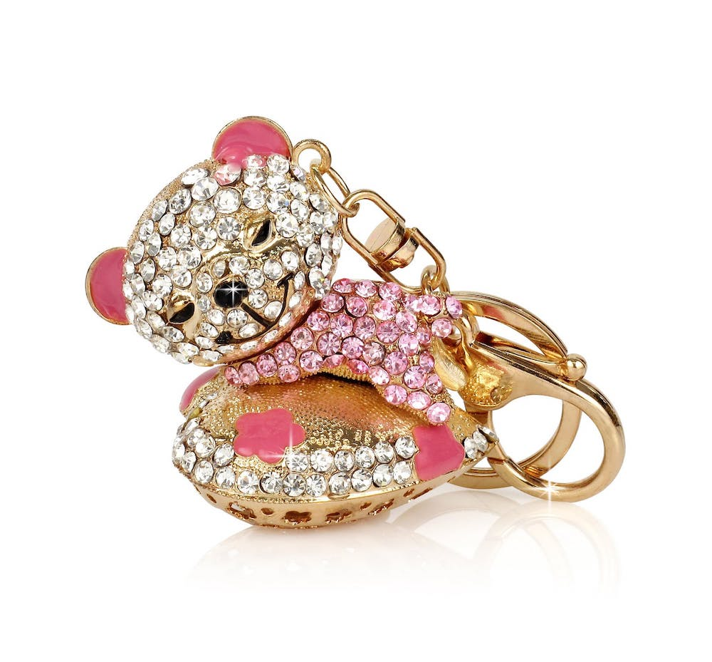 teddy-bear-key-ring-keychain-key-ring-pendant