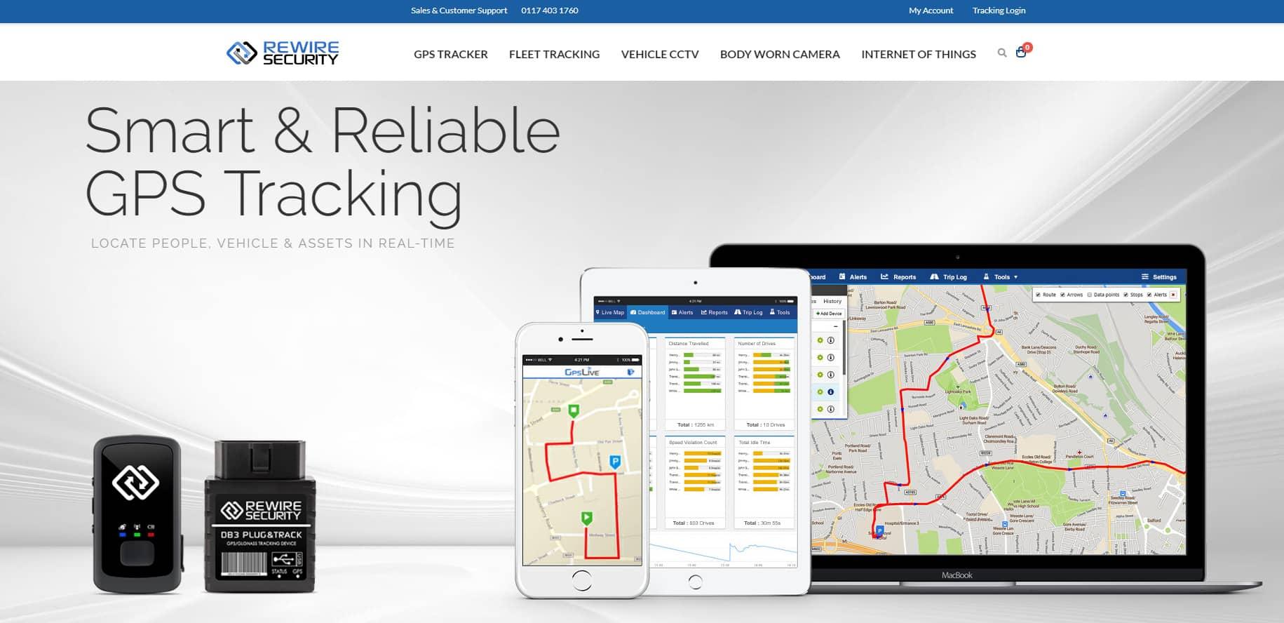 Rewire-Security-Website