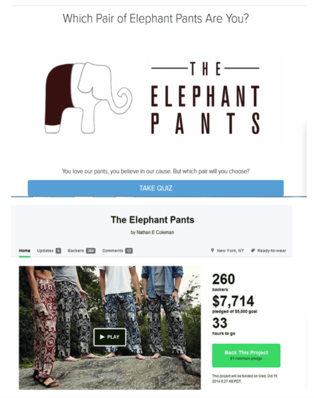 The Elephants Pants