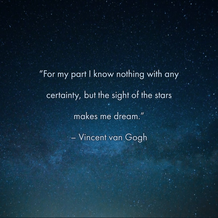 Vincent-Van- Ghogh-Quote