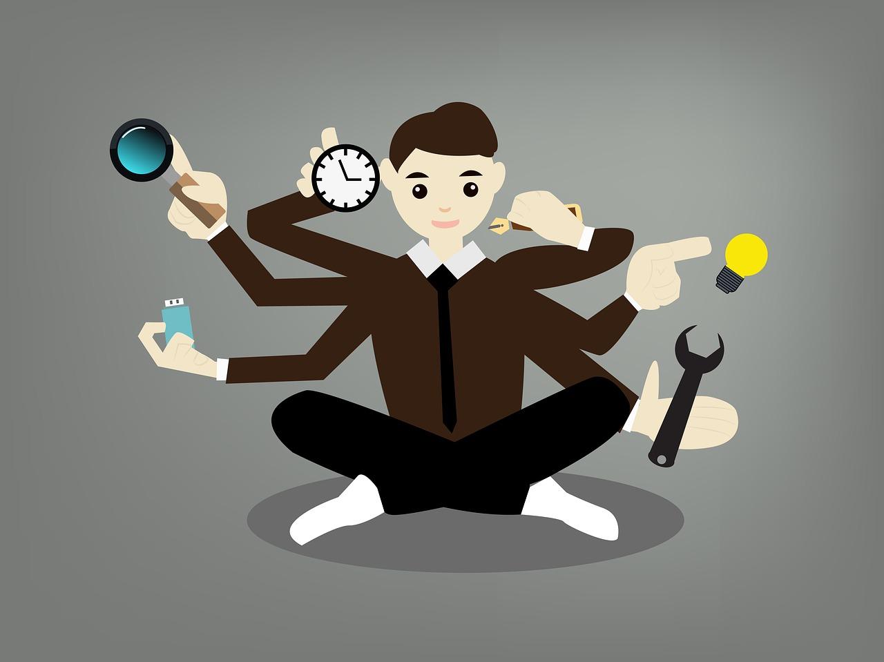 avoid multitasking
