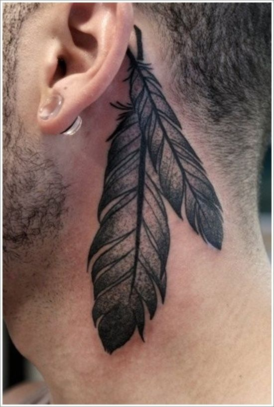 20 Best Neck Tattoo Designs For Women That Go With Hairstyles Inspirationfeed