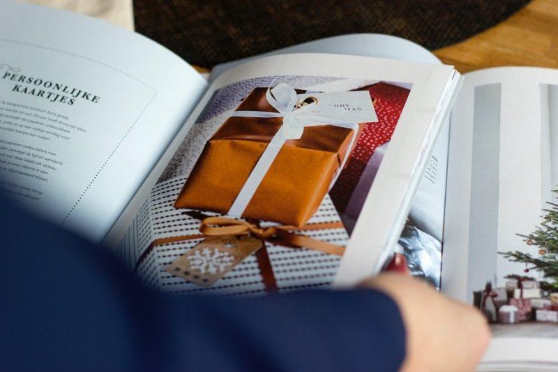 how to make a catalog