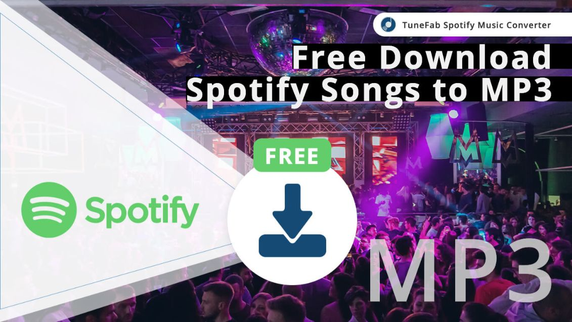 How to Download Spotify Songs to MP3 (320 Kbps?Using TuneFab