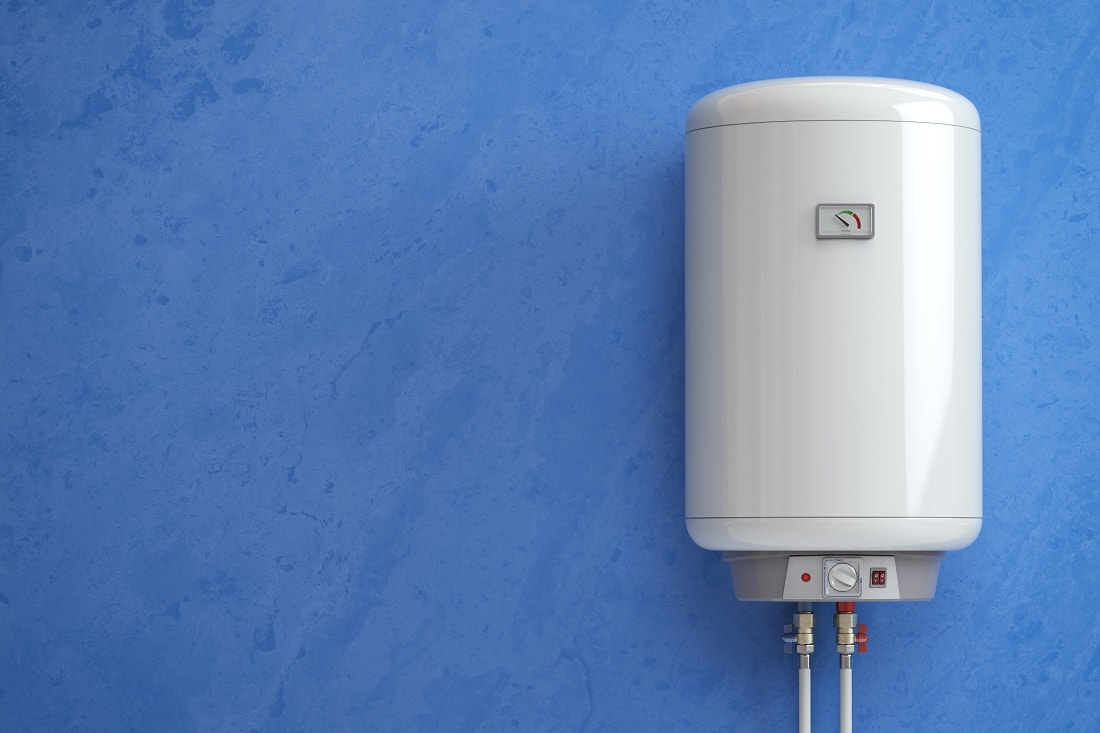 electric-boiler-water-heater-on-the-blue-wall