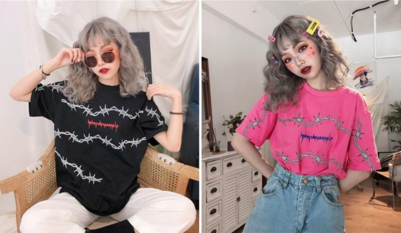 eGirl Outfits and Aesthetic Clothing Guide | Inspirationfeed