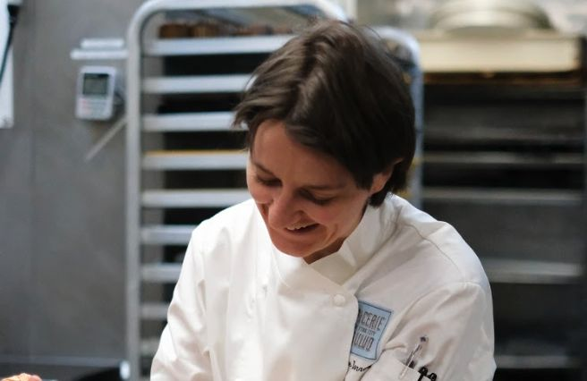 Sticking with it: An Interview with Pastry Chef Laure Larrose