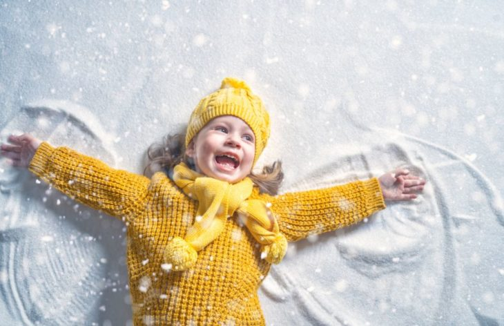 Most popular winter games for kids