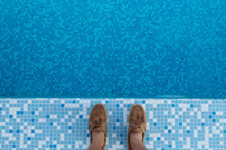 Pool Mosaics Ideas