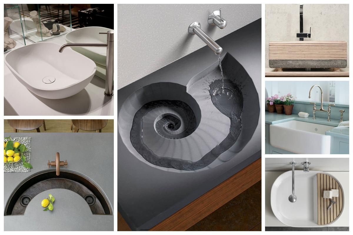 25 Creative Sink Designs Inspirationfeed, Bathroom Sinks Designs