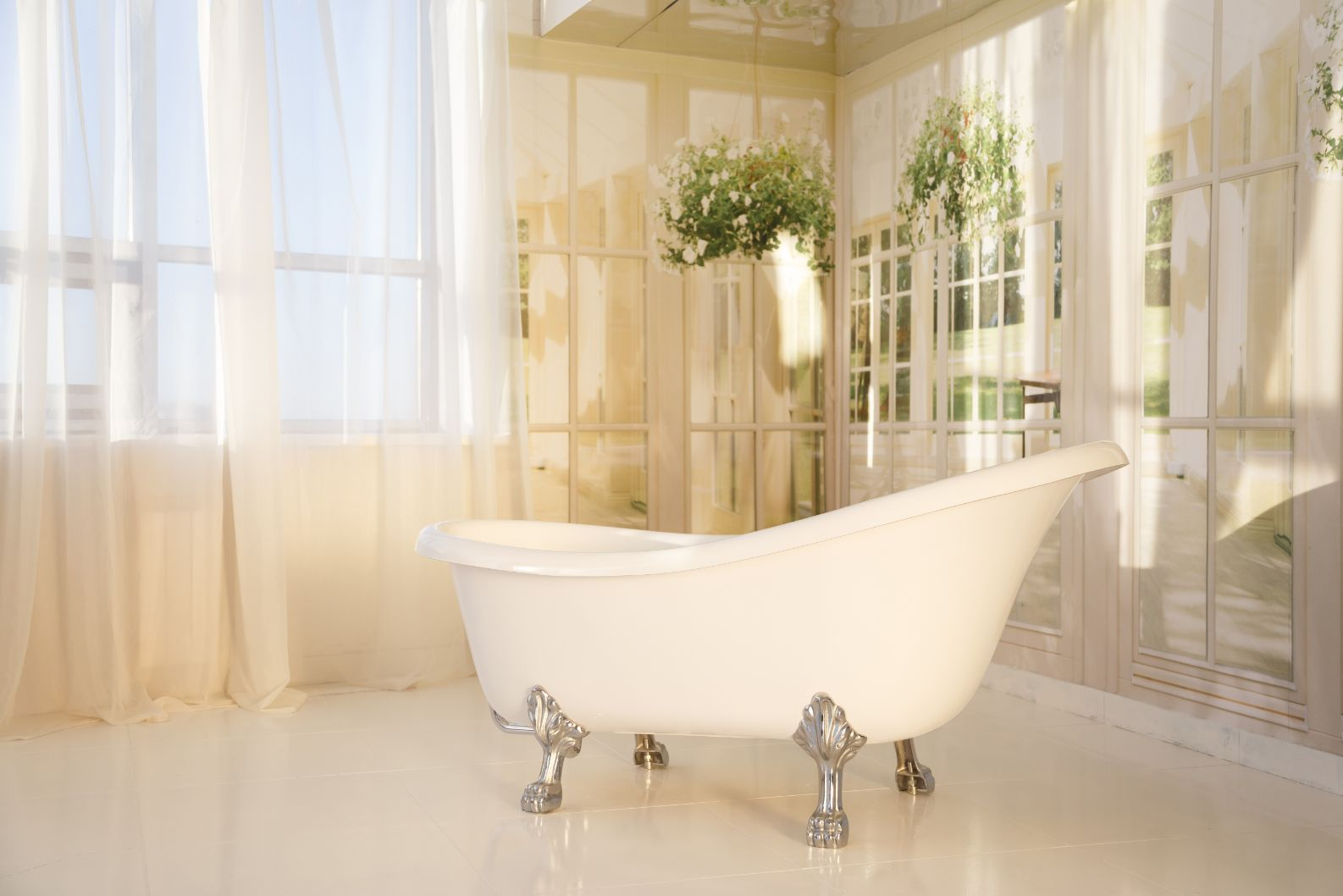 A Practical Guide to Clawfoot Bathtubs
