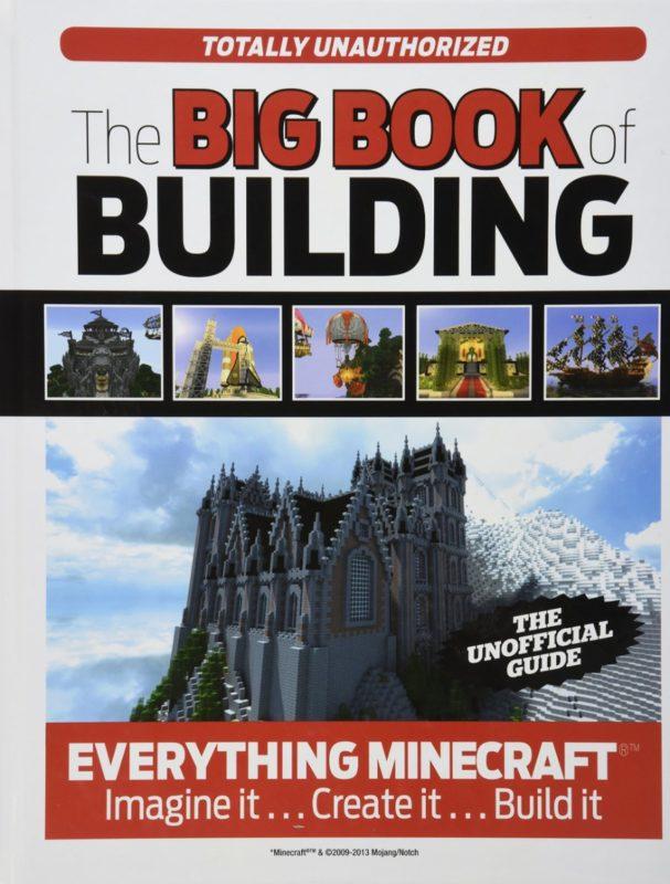 best minecraft books