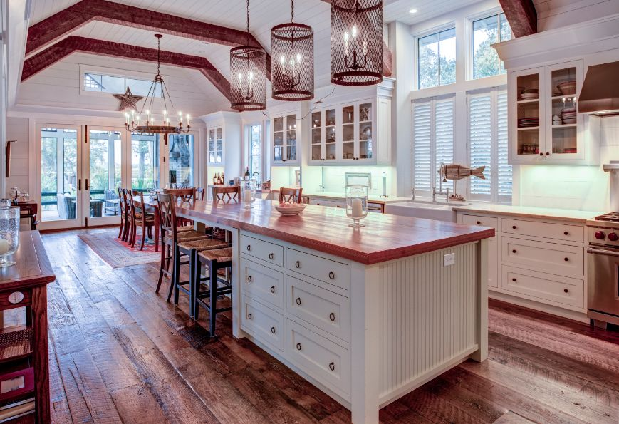 A Look at the Top 7 Popular Kitchen Design Attributes of 2021