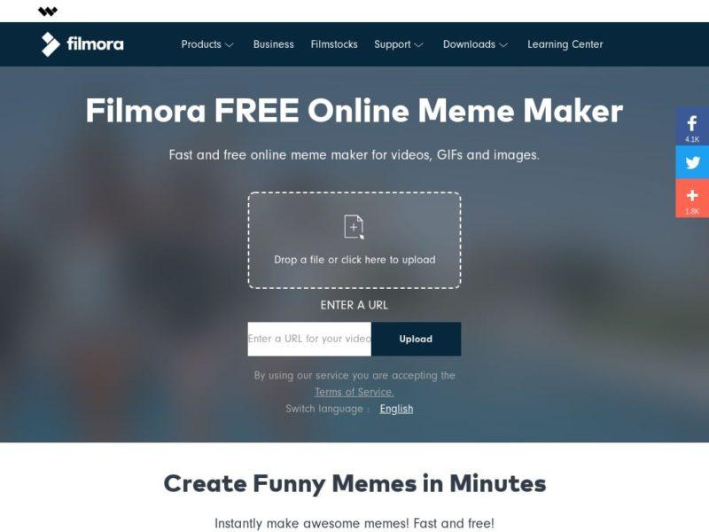 Free Meme Makers