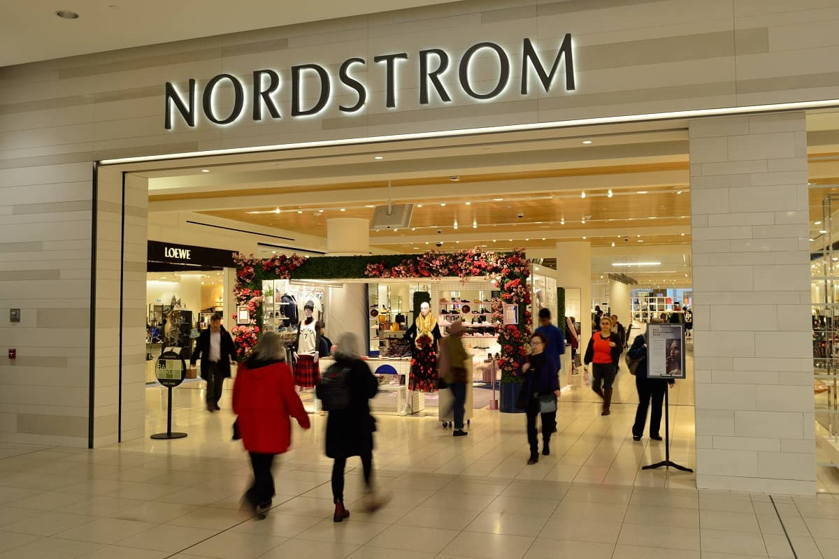 Nordstrom at Toronto Eaton Centre in Toronto