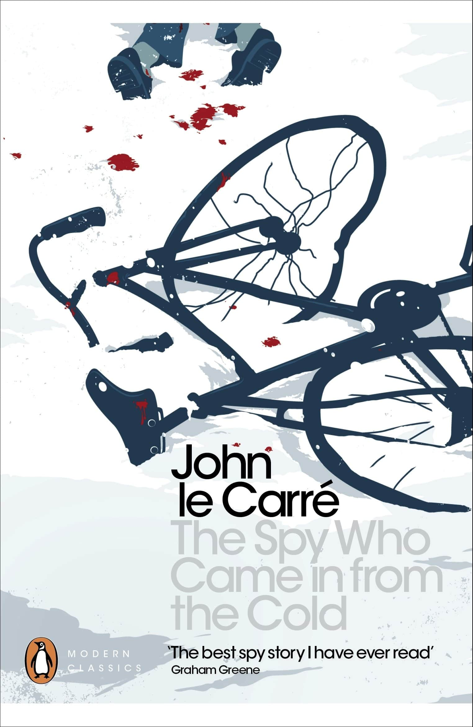 The Spy Who Came In From the Cold by John LeCarres