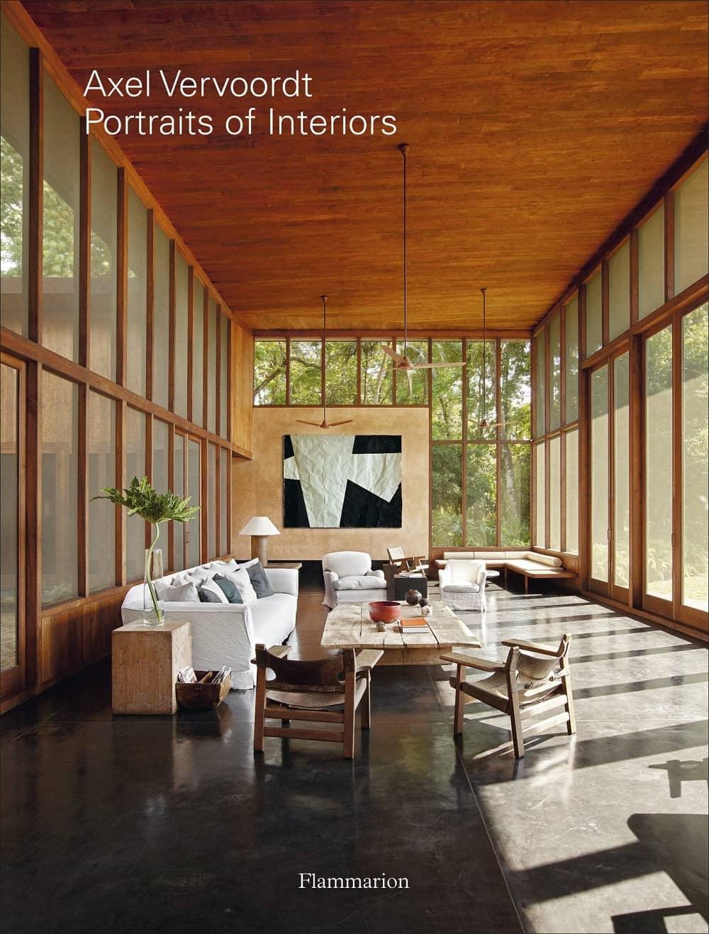 Axel Vervoordt Portraits of Interiors-min