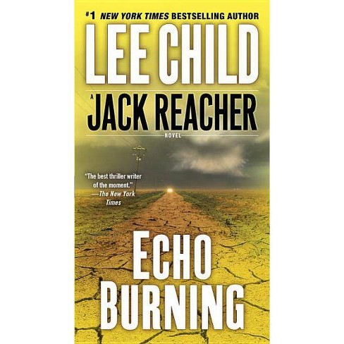Echo Burning Jack Reacher