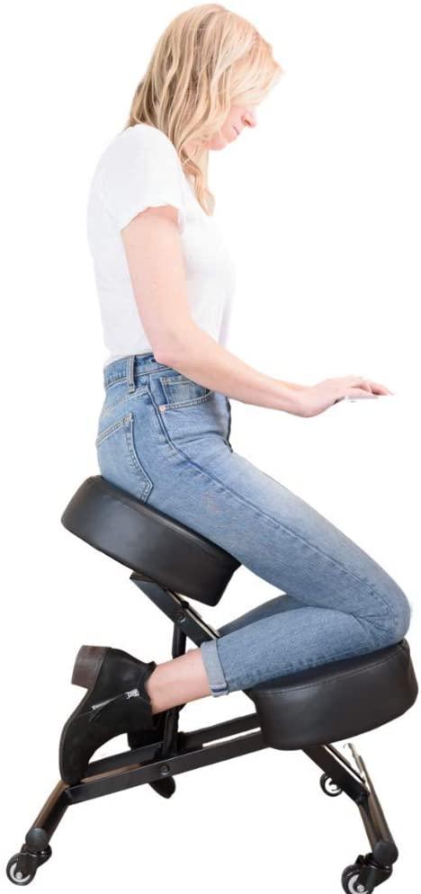 Sleekform Ergonomic Kneeling Chair