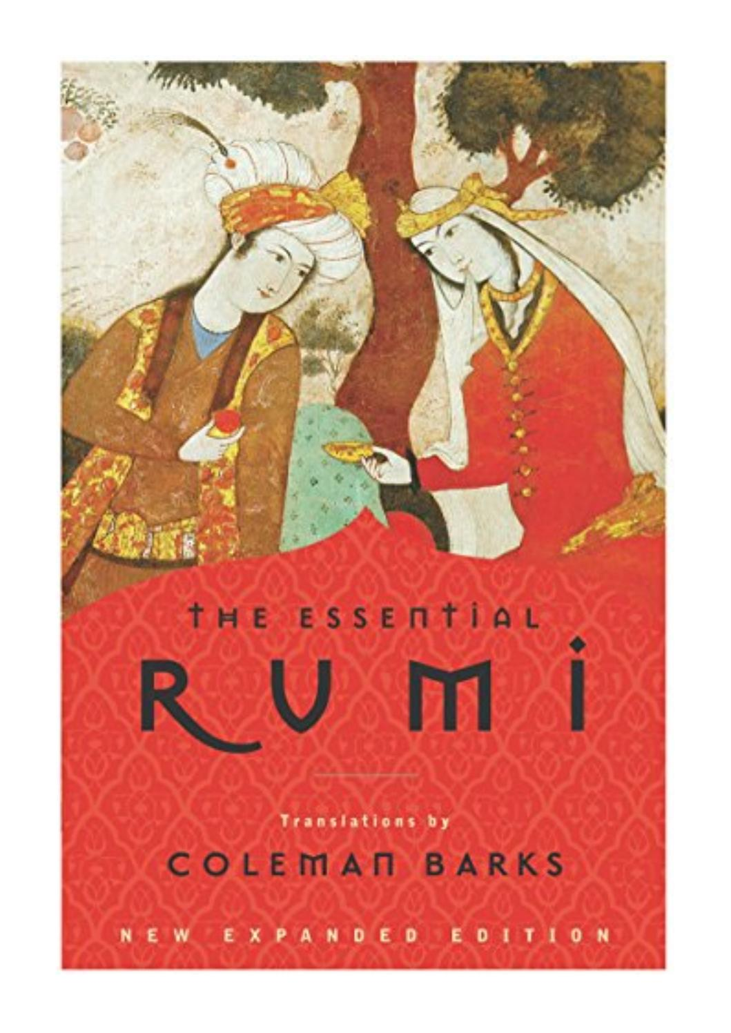 The Essential Rumi