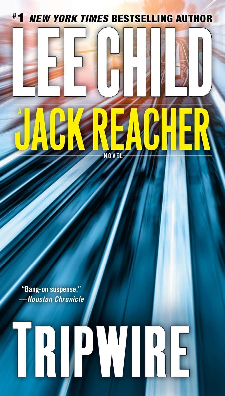 Tripwire Jack Reacher