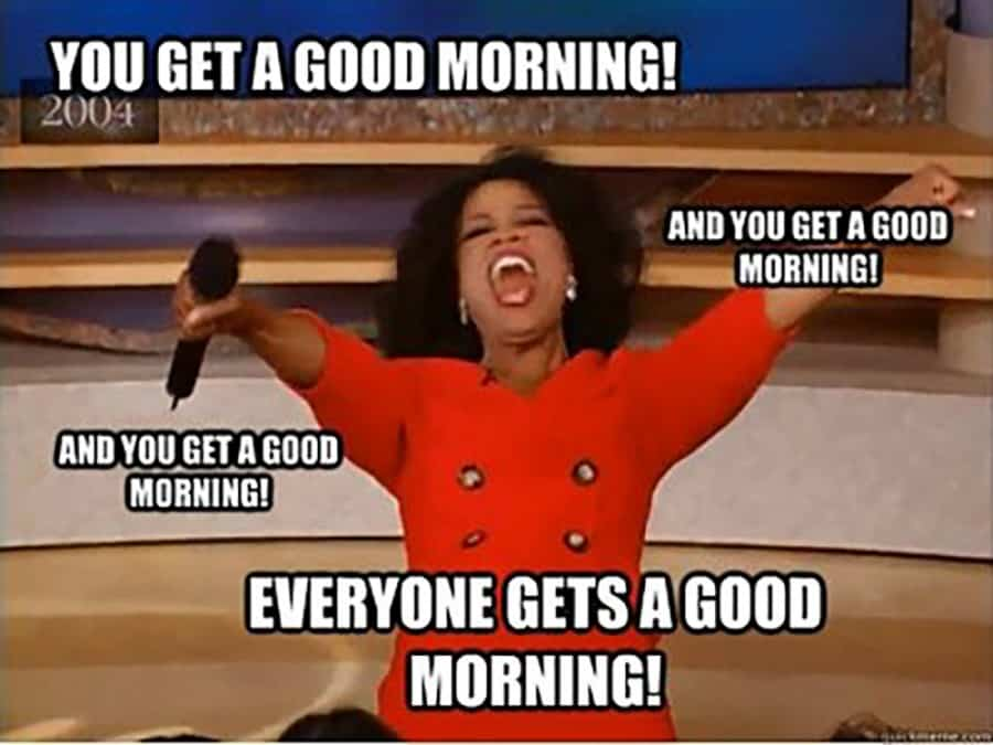 128 Best Good Morning Memes And Jokes To Kickstart Your Day Inspirationfeed
